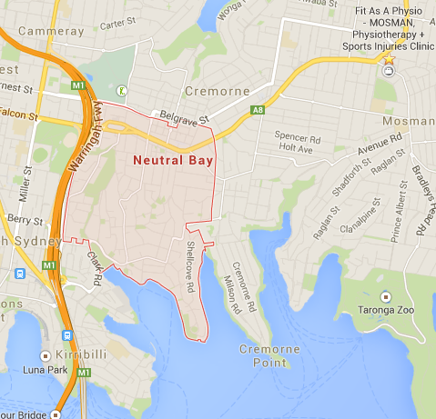 Neutral Bay NSW 2089